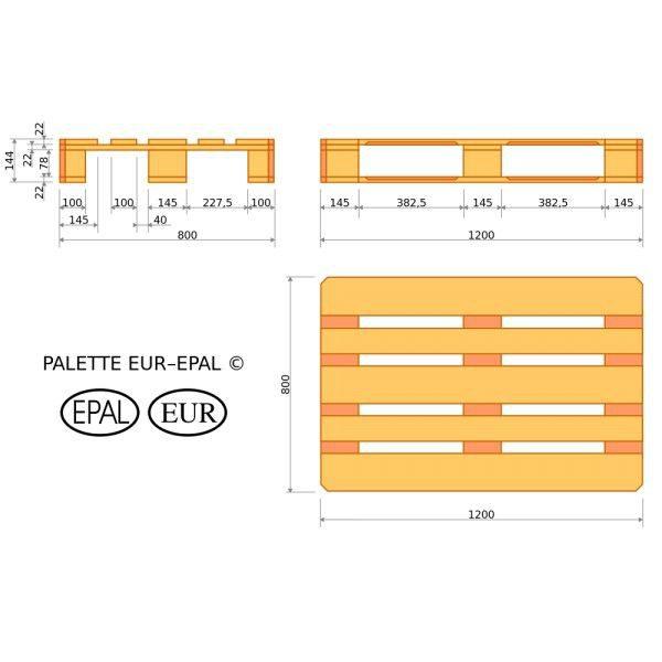 euro palet l ler ned r ozon palet. Black Bedroom Furniture Sets. Home Design Ideas