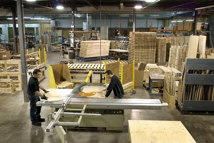 palet fabrikası