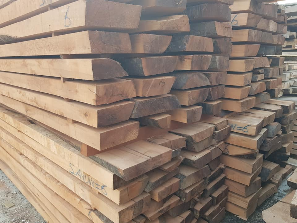 unedged B Grade Beech SD KD prices - BEECH LUMBER PRICES